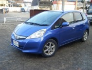 Used Honda FIT HYBRID HatchBack GP1 (2011)