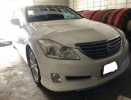 Used Toyota Crown Sedan GRS202 (2008)