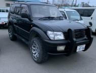 Used Toyota Land Cruiser Prado SUV KDJ95W (2002)