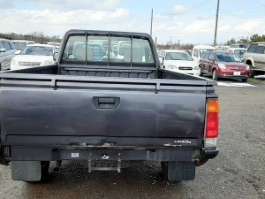 Used Nissan Datsun Pick Up LRMD22 (2001)