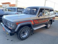 Used Toyota Land Cruiser SUV HJ61V (1989)