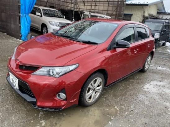 Used Toyota Auris HatchBack DBA-ZRE186H (2013)