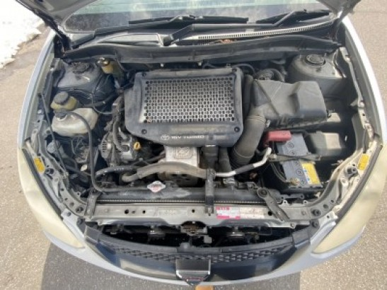 Used Toyota Caldina Wagon LA-ST246W (2003)