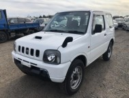 Used Suzuki Jimny SUV JB23W (2001)