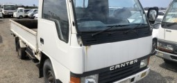Used Mitsubishi Canter TRUCK FE300B (1985)