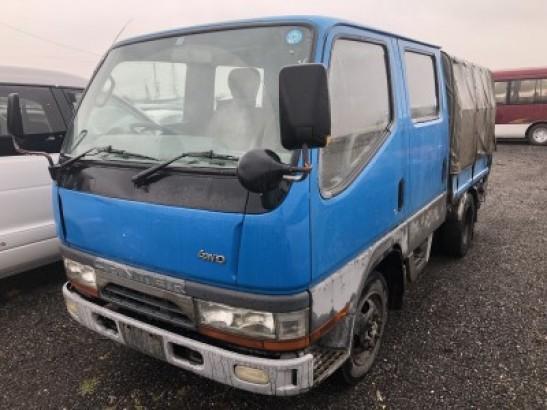 Used Mitsubishi Canter TRUCK KC-FD501B (1995)