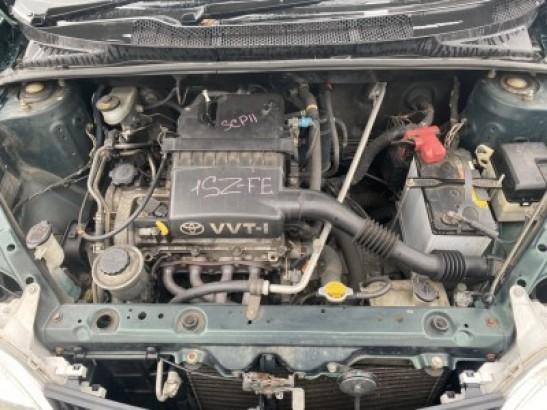 Used Toyota Platz Sedan TA- SCP11 (2001)