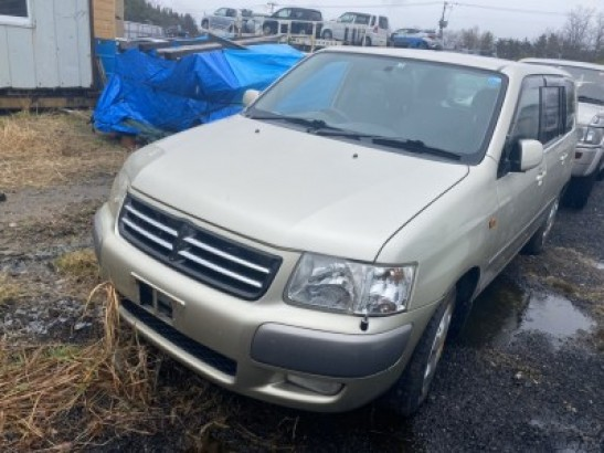 Used Toyota Succeed Wagon UA-NCP59G (2003)