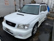Used Subaru Forester SUV GF-SF5 (2000)