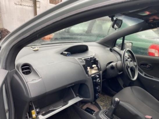 Used Toyota Vitz HatchBack DBA-NCP91 (2007)