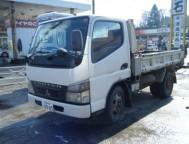 Used Mitsubishi CANTER DUMP TRUCK KK-FE71CBD (2002)