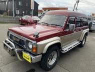 Used Nissan Safari SUV U-VRGY60 (1990)