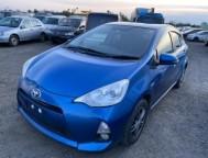Used Toyota AQUA HatchBack DAA-NHP10 (2012)