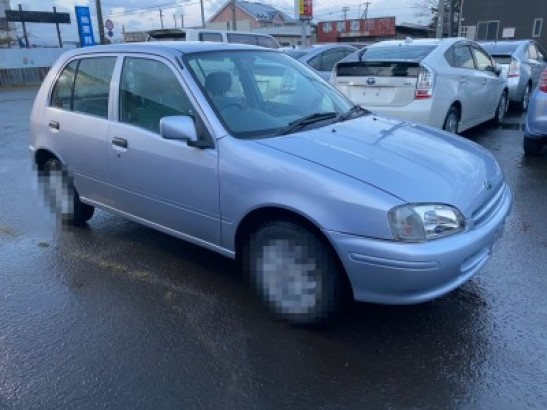 Used Toyota Starlet HatchBack E-EP95 (1999)