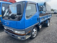 Used Mitsubishi CANTER DUMP TRUCK KC-FE517BD (1996)