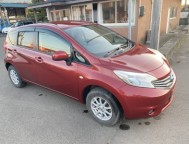 Used Nissan Note HatchBack DBA-NE12 (2013)