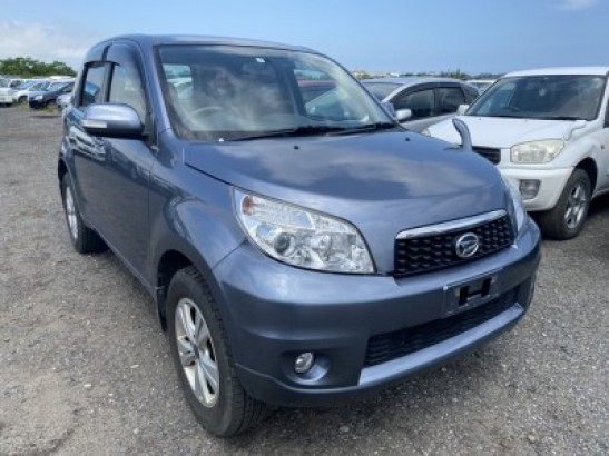 Used Daihatsu Be-go SUV ABA-J210G (2013)