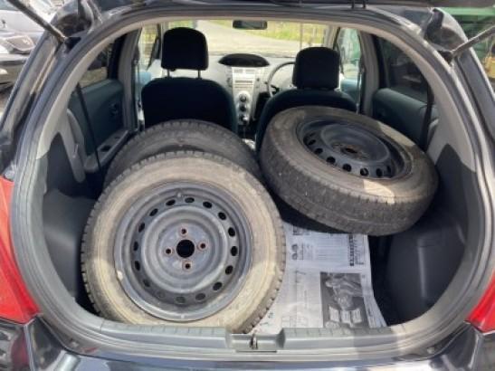 Used Toyota Vitz HatchBack DBA-KSP90 (2005)