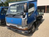 Used Mitsubishi Canter Dump KC-FG508BD (1997)