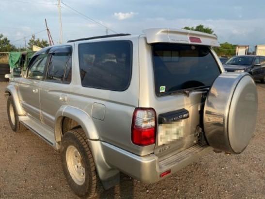 Used Toyota Hilux Surf SUV KH-KDN185W (2001)