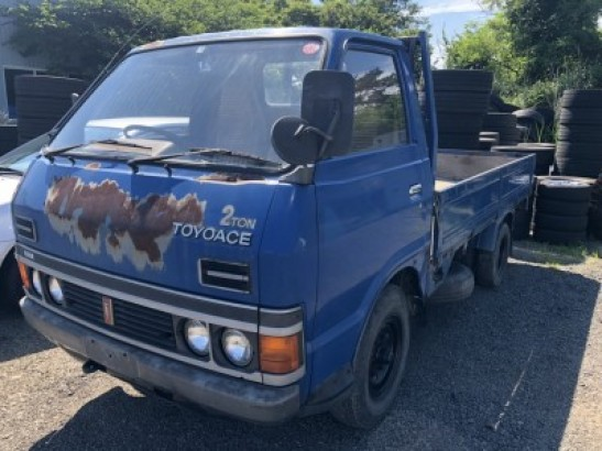 Used Toyota ToyoAce TRUCK N-BY31 (1984)