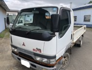 Used Mitsubishi Canter Guts TRUCK KC-FD501B (1996)