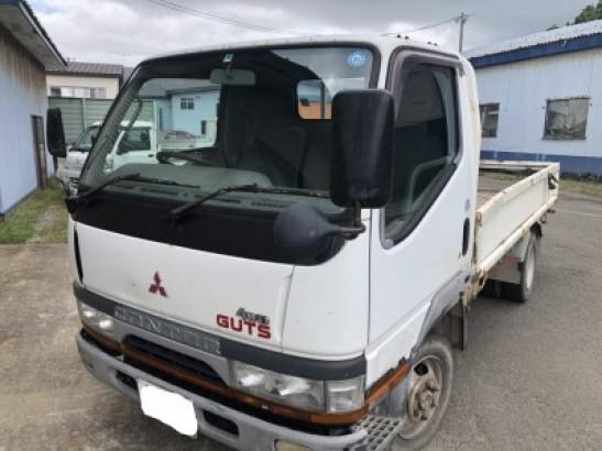 Used Mitsubishi Canter Guts TRUCK KC-FD501B (1996)