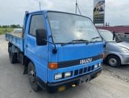 Used Isuzu ELF DUMP TRUCK P-NKR57ED (1986)