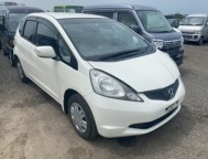 Used Honda Fit HatchBack DBA-GE6 (2009)