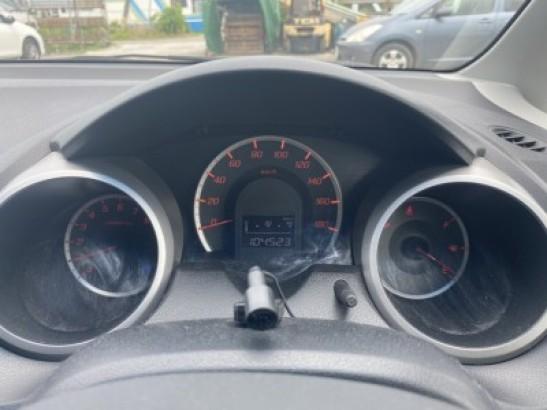 Used Honda Fit HatchBack DBA-GE6 (2009)