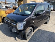 Damaged Suzuki Wagon R Wagon DBA-MH35S (2018)