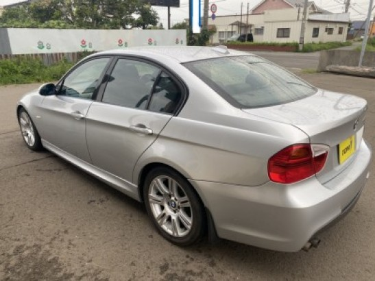 Used BMW 3 Series Sedan ABA-VB25 (2006)