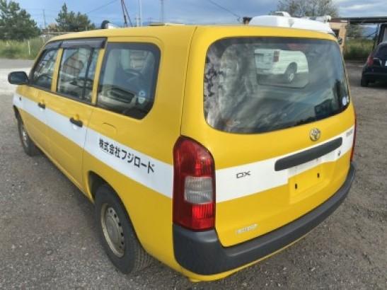 Used Toyota Probox Van Van DBE-NCP150V (2011)