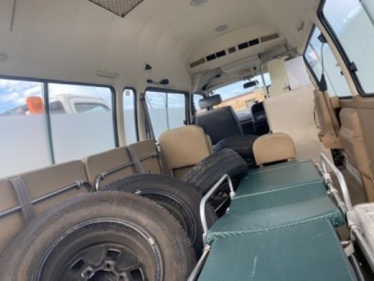 Used Toyota Hiace Van Van KC-KZH138V (1997)