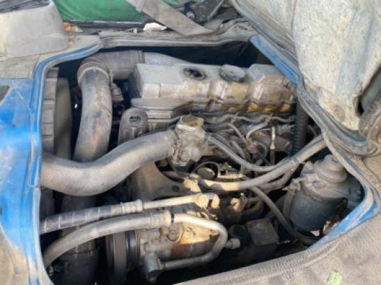 Used Mitsubishi Canter Guts FLAT BODY KC-FD501B (1997)