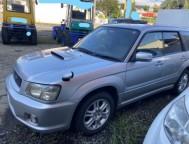 Used Subaru Forester SUV TA-SG5 (2002)