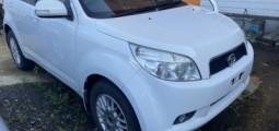 Used Daihatsu Be-go SUV J210G (2007)
