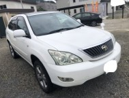 Used Toyota Harrier SUV CBA-ACU35W (2007)