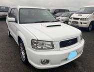 Used Subaru Forester SUV TA-SG5 (2004)