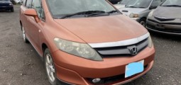 Used Honda Airwave STATION WAGON DBA-GJ2 (2005)