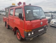 Used Nissan Atlas TRUCK L-BF22 (1984)