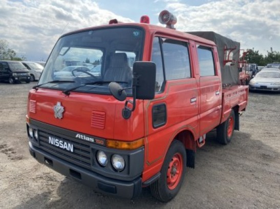 Used Nissan Atlas TRUCK M-PF22 (1986)