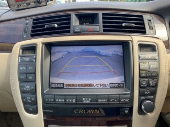 Used Toyota Crown Sedan DBA-GRS182 (2007)