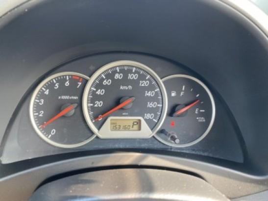 Used Toyota Wish SUV CBA-ZNE14G (2006)