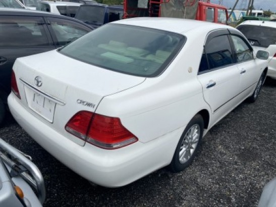 Used Toyota CROWN Sedan DBA-GRS181 (2005)