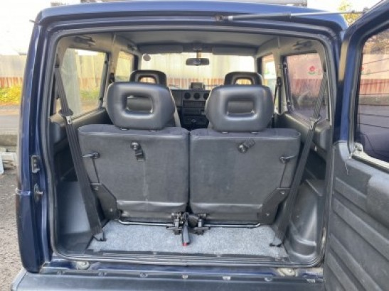 Used Suzuki Jimny SUV E-JA22W (1996)