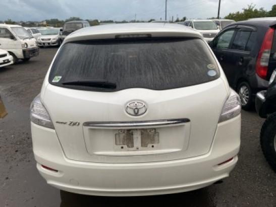 Used Toyota Mark X ZiO STATION WAGON DBA-ANA10 (2007)