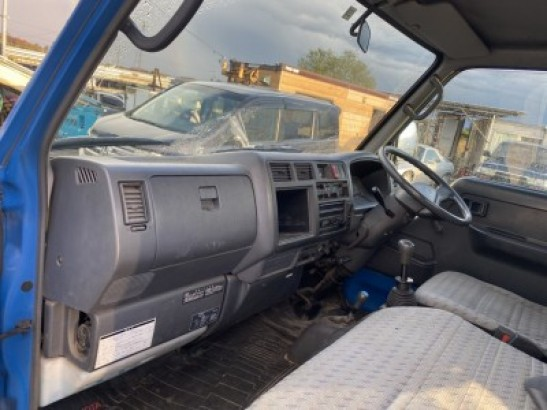 Used Toyota ToyoAce Mini Truck KG-LY162 (2000)