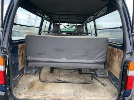 Used Toyota Hiace Van Van KC-LH119 (1998)