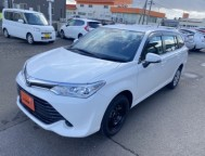 Used Toyota Corolla Fielder Sedan DBA-NZE164G (2015)
